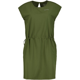 Icepeak Bothel Dress Women, dark olive